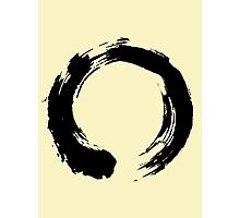 Enso Photographic Print