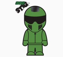 The Stig - Eco Stig (Janet Stig-Porter) Kids Clothes