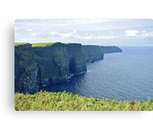 Cliffs of Moher - Ireland Canvas Print
