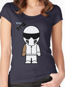 The Stig - Rig Stig Women's Fitted Scoop T-Shirt