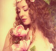 The Pre-Raphaelite by Jeff  Wilson