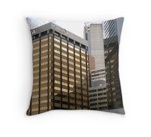 city of gold drive by shooting Throw Pillow