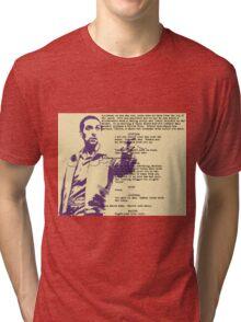 the Jesus Tri-blend T-Shirt