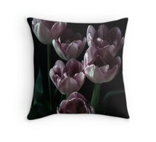 exuberance is beauty Throw Pillow