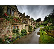 Arlington Row, Cotswalds Photographic Print