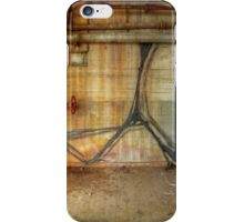 Cosmic vibrations iPhone Case/Skin