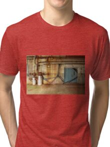 Cosmic vibrations Tri-blend T-Shirt