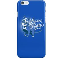 I'm A Lover, Not A Fighter iPhone Case/Skin