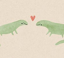 Lizard Love by Sophie Corrigan