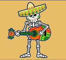 la guitarra de los muertos by SquareDog