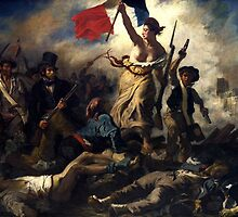 Liberty Leading the People by 5191l