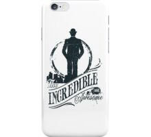 Quote - The Incredible Mr. Awesome iPhone Case/Skin