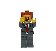LEGO President Business by jenni460