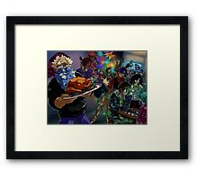 Every Creature Was Stirring Framed Print