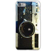 iPhone 5s Russian retro camera cover iPhone Case/Skin