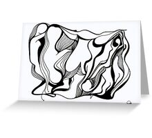 Abstract Moments 34 Greeting Card