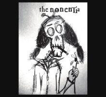 The Nonentia - Self-Portrait by nonentia