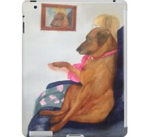 TV Buddy iPad Case/Skin