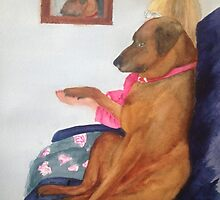 TV Buddy by ClaraM