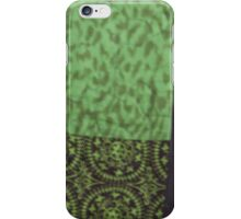Mr. Green iPhone Case/Skin