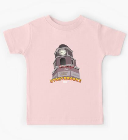 Once Upon a Time - Greetings from Storybrooke Kids Tee