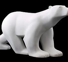Polar bear by aaustin