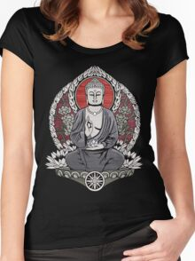 Gautama Buddha Women's Fitted Scoop T-Shirt