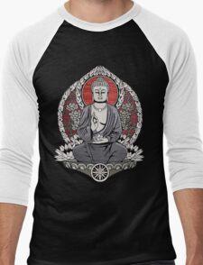 Gautama Buddha Men's Baseball ¾ T-Shirt