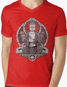 Gautama Buddha Mens V-Neck T-Shirt