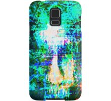 """"""" The voice  is a second face"""" Samsung Galaxy Case/Skin"""