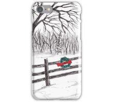 Seasons Wreath iPhone Case/Skin