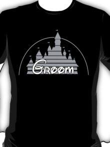 Disney Groom T-Shirt