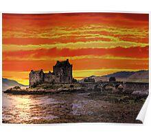 Burning Skye  Poster