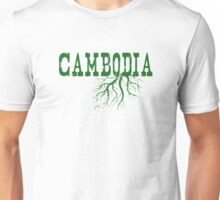 Cambodia Roots Unisex T-Shirt