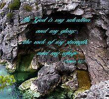 My Rock by Scripturesque