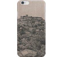 grecian hill iPhone Case/Skin