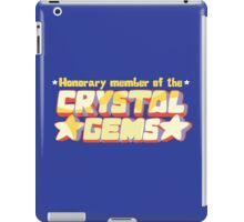 Crystal Gems iPad Case/Skin