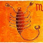 Scorpio by Julie Nicholls
