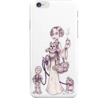 Rebel Mommy iPhone Case/Skin