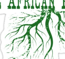 Central African Republic Roots Sticker