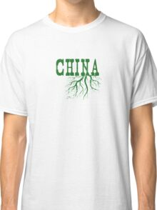 China Roots Classic T-Shirt