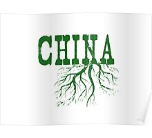 China Roots Poster