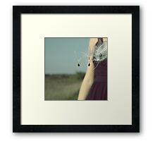 for the love of nature. Framed Print