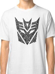 Transformers Decepticons Classic T-Shirt