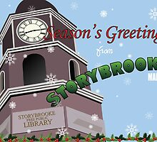 Once Upon a Time - Season's Greeting from Storybrooke by VancityFilming