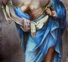 Religious figure by aaustin