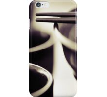 Dinner iPhone Case/Skin