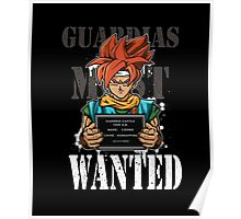 Guardias Most Wanted Poster