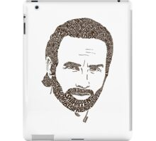 Rick Grimes from The Walking Dead iPad Case/Skin