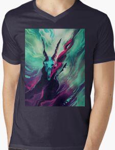 Dissolve  Mens V-Neck T-Shirt